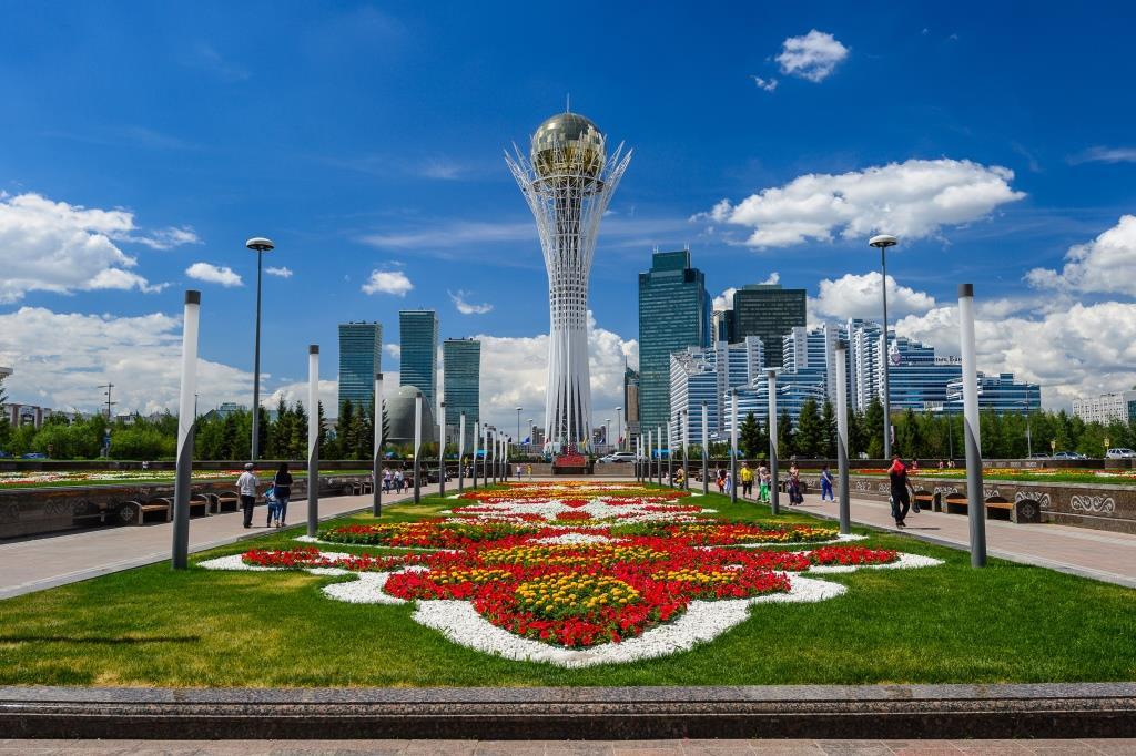 Al Nur Sultan City