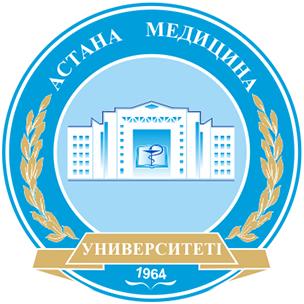 Logo Astana Medical University
